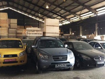 Buy & Sell your car in Singapore