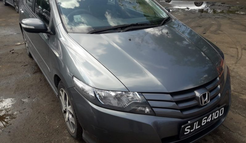 Honda City 1.5 / Gray / 2008 full