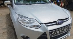 Ford Focus 1.6 / Silver / 2013