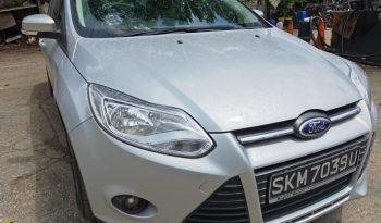 Ford Focus 1.6 / Silver / 2013 full
