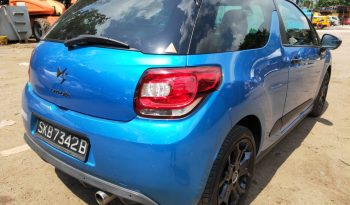 Citreon DS3 1.6 / Blue / 2011 full