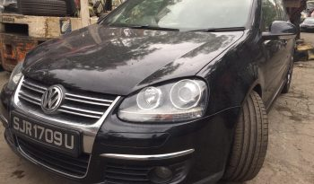 Volkswagen Golf /Black / 2008 full