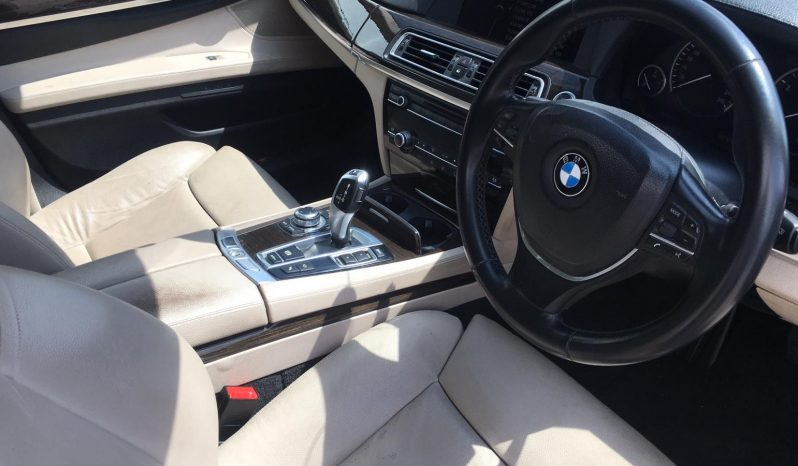 BMW 740Li/ Black/2011 full