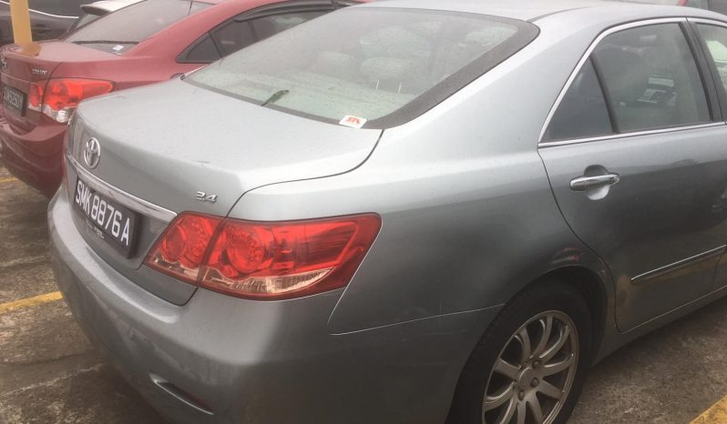 Toyota Camry/Silver/2009 full