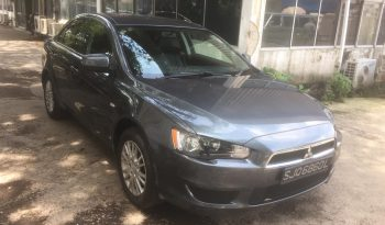 Mitsubishi Lancer/Black/2008 full