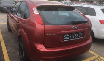 Ford Focta/Red/2006 full