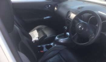 Nissan Juke/White/2011 full