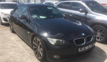 BMW 320i/Black/2008 full