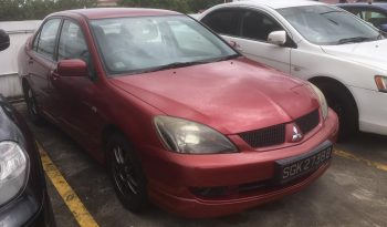 Mitsubishi Lancer/Red/2006 full