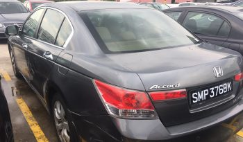 Honda Accord/Black/2009 full