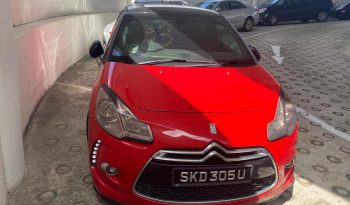Citroen DS3/Red/2011 full