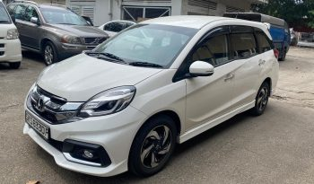 Honda Mobilio/White/2015 full