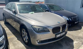 BMW 730Li/Gold/2010 full