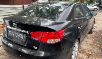 KIA Cerato Forte/Black/2009 full