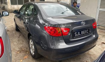 Hyundai Avante/Black/2008 full