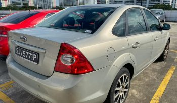Ford Focus/Silver/2009 full