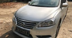 NISSAN SYLPHY 1.6 2015