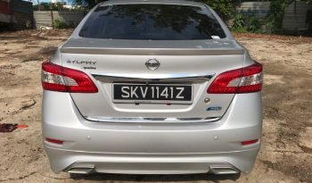 NISSAN SYLPHY 1.6 2015 full