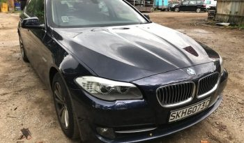 BMW 520 F10 2012 BLUE full