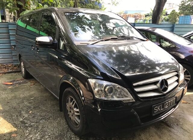 MERCEDES BENZ VIANO 2.2 CDI 2013 full